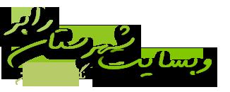 طراحی وبسایت شهرستان رابر